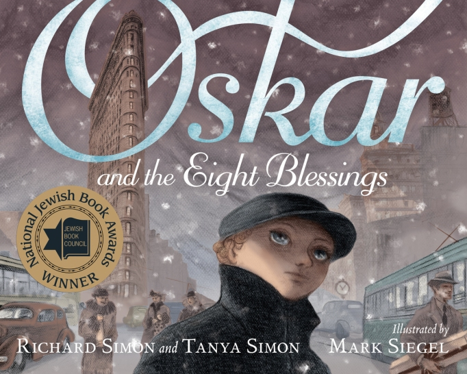 Winter Holiday Book for This Season | 'Oskar And The Eight Blessings'