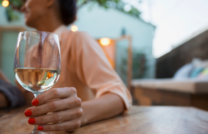 Drinking increases risk of breast cancer
