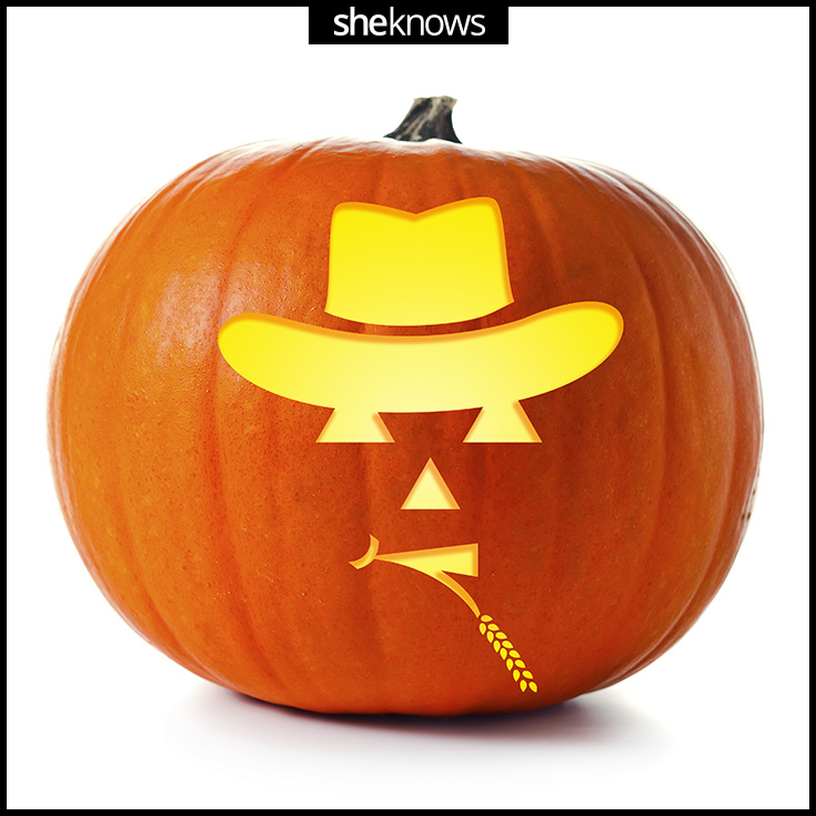 These Pumpkin Carving Templates Pretty Much Guarantee A Stellar Jack