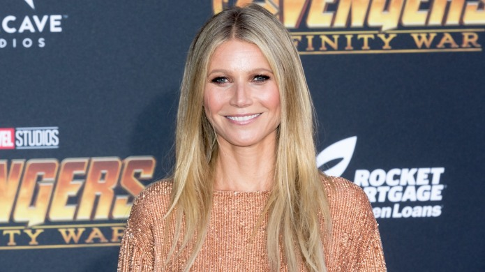 Gwyneth Paltrow Posts Photo of Her