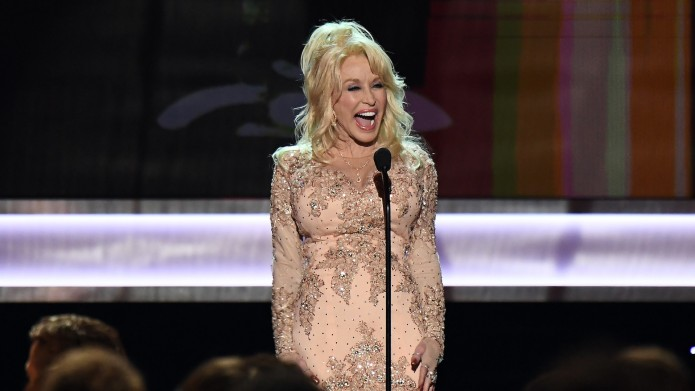 Dolly Parton Finally Has A Kids'
