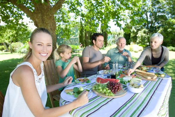 Fruit-filled Mother's Day brunch menu