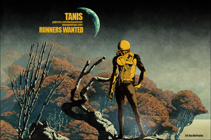 Podcasts Coming to Television: Tanis
