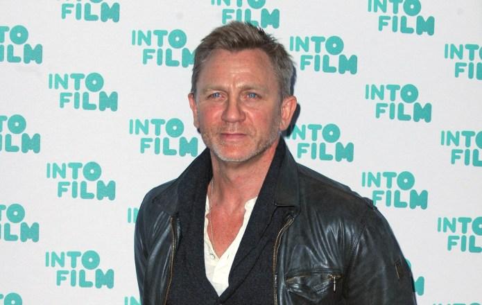 Daniel Craig Is Has Officially Announced