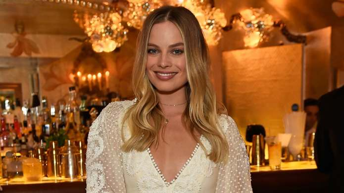 Margot Robbie Is Completely Unrecognizable in