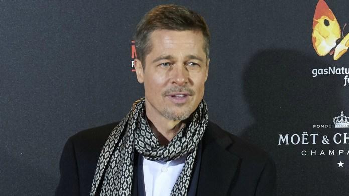 Brad Pitt Insinuates Donald Trump Has