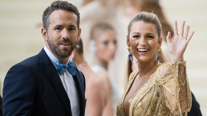 Ryan Reynolds Shared His Valentine's Day
