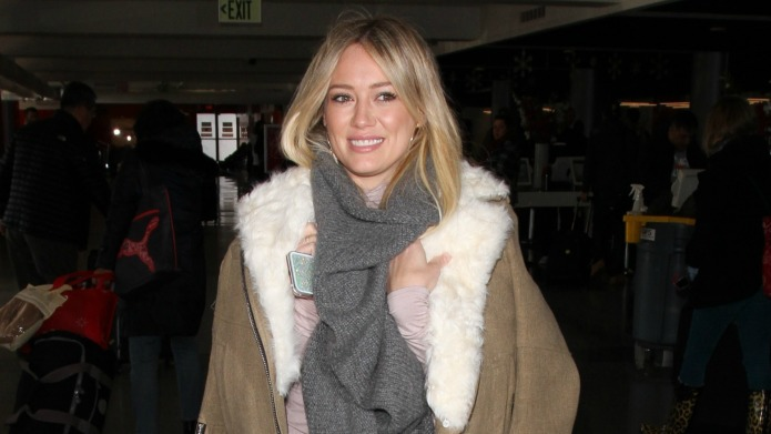 Hilary Duff is heartbroken over death