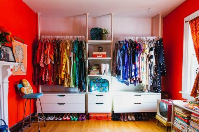 Spring Closet Makeover