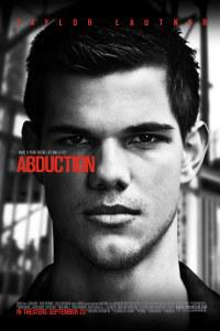 Taylor Lautner in Abduction: New poster