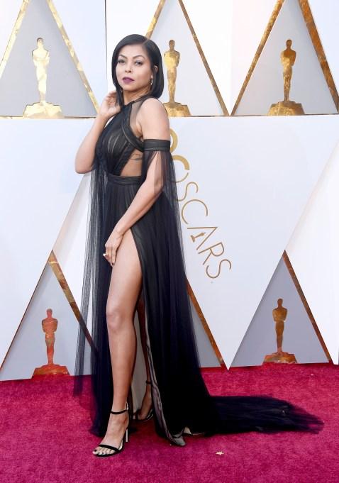 Taraji P. Henson Oscars 2018