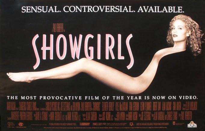'90s Movies That Would Make No Sense Now - Showgirls