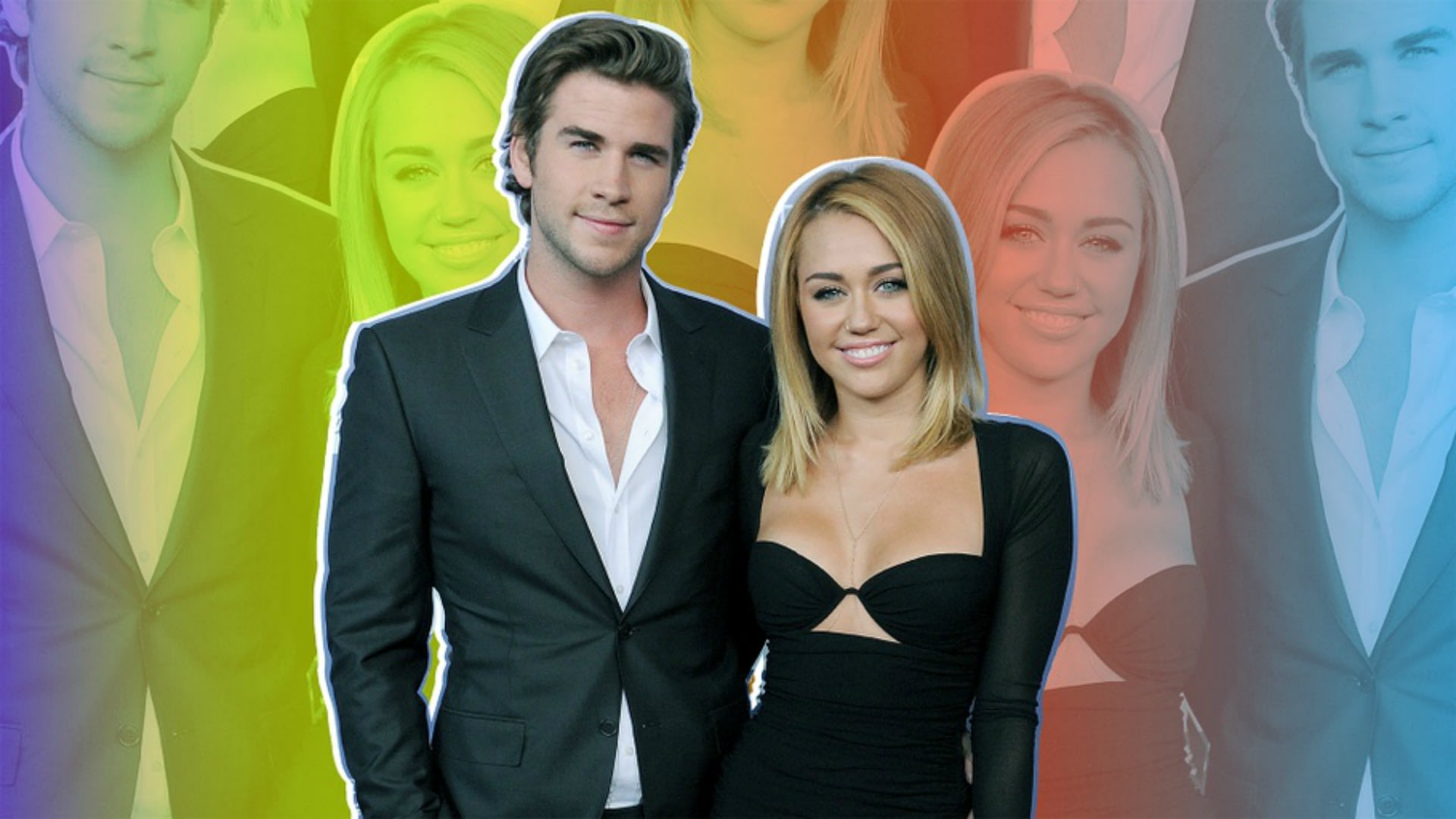 0a828470781f97 The Evolution of Miley Cyrus & Liam Hemsworth's Relationship – SheKnows
