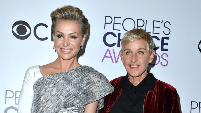 Ellen DeGeneres Wrote the Sweetest Message
