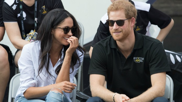 Prince Harry Is Officially Engaged to
