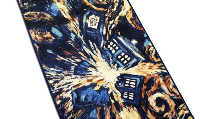 11 TARDIS-blue home decor ideas for