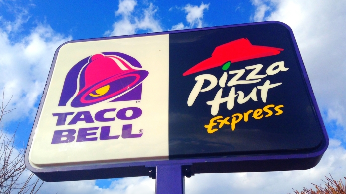 Taco Bell and Pizza Hut latest