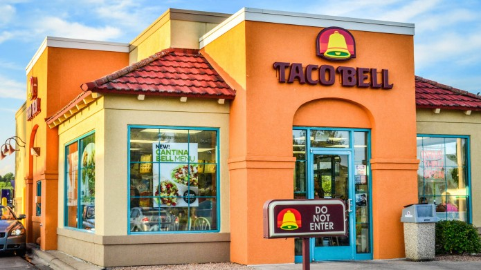 Alcohol at Taco Bell could mean