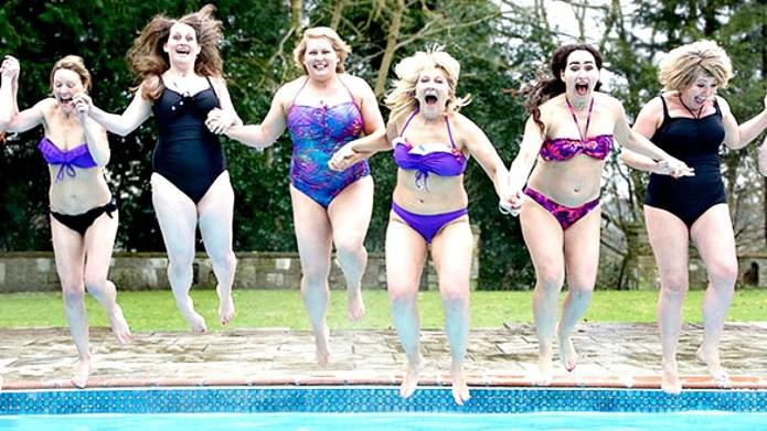 Breast cancer survivor designs swimsuits for