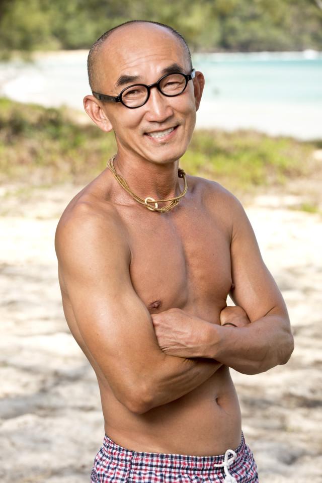 Tai Trang's cast photo for Survivor: Kaoh Rong