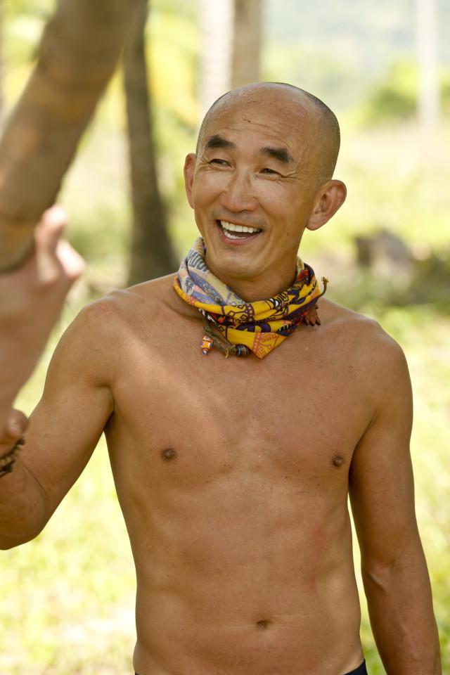 Tai Trang competes on Survivor: Kaoh Rong