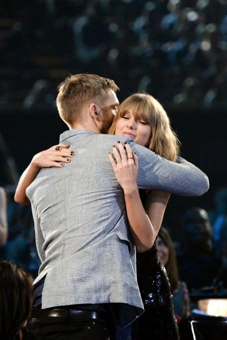 Taylor Swift & Calvin Harris iHeartRadio Awards