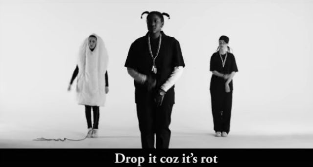 Tampon tax parody sheds light on an important issue