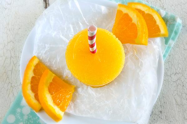 Frozen Tangerine Screwdriver