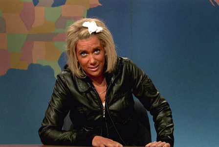 Tanning Mom on SNL
