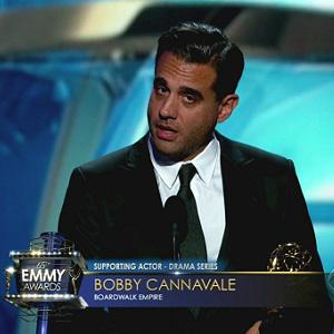 Boardwalk Empire's Bobby Cannavale deserved his