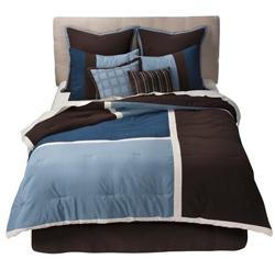 Bryant Color Squares bedding