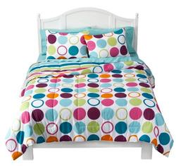 Dot comforter set
