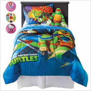Twin-sized character comforters