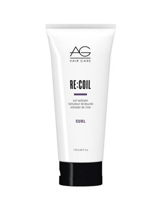 Best Curl-Defining Products for Textured Hair | AG Hair Re Coil Curl Activator