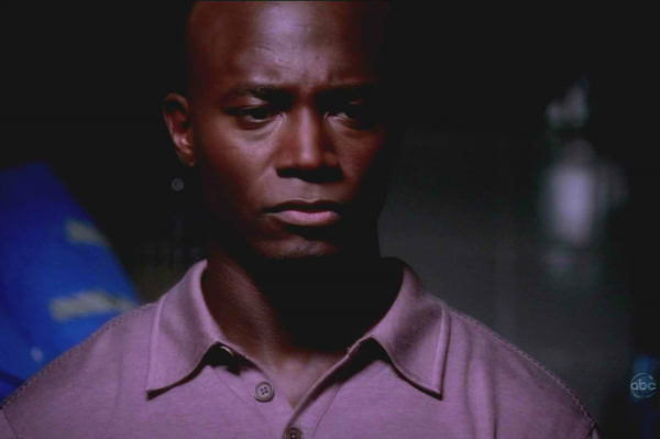 Taye Diggs on the Series Premiere of Private Practice