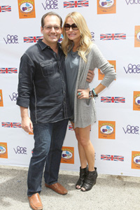 Taylor Armstrong and Russell Armstrong - real housewives of Beverly HIls