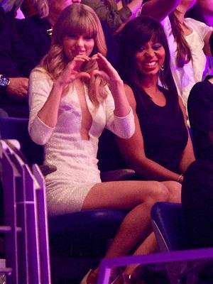 Taylor Swift is Rapunzel