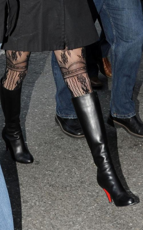 Taylor Swift's tights