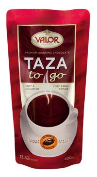 Valor Taza To Go Liquid Chocolate