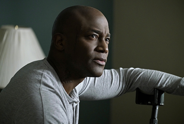 Taye Diggs on 'NCIS'