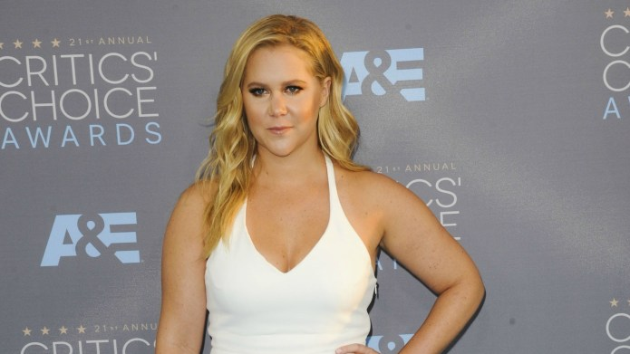 Amy Schumer will make the perfect
