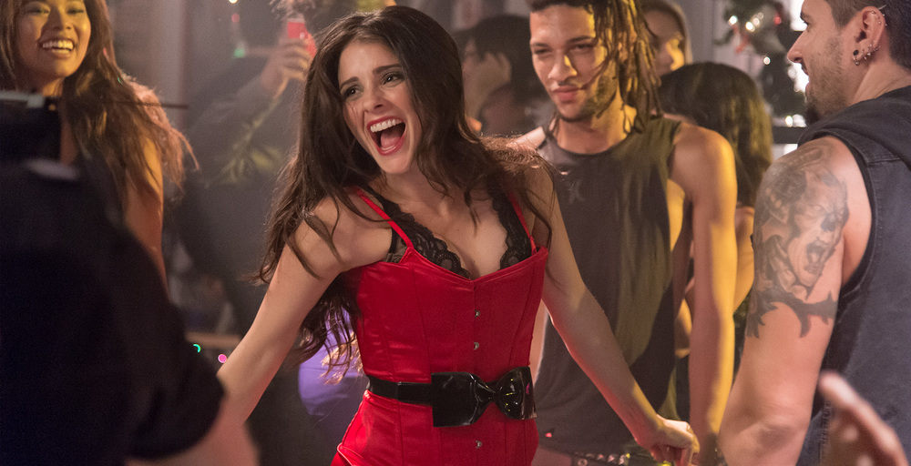 Kristins Christmas Past.You Know Shiri Appleby From A Lot More Than Just Unreal