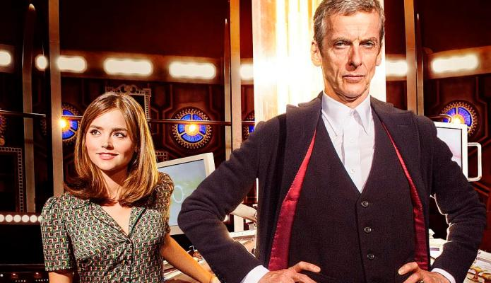 VIDEO: Doctor Who returns with an