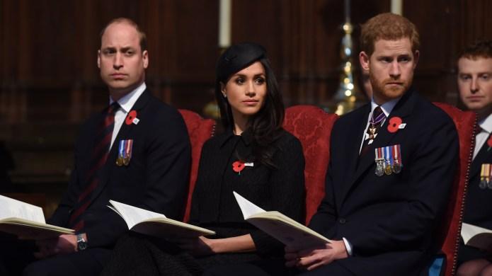 Prince William's Recent Behavior in Church