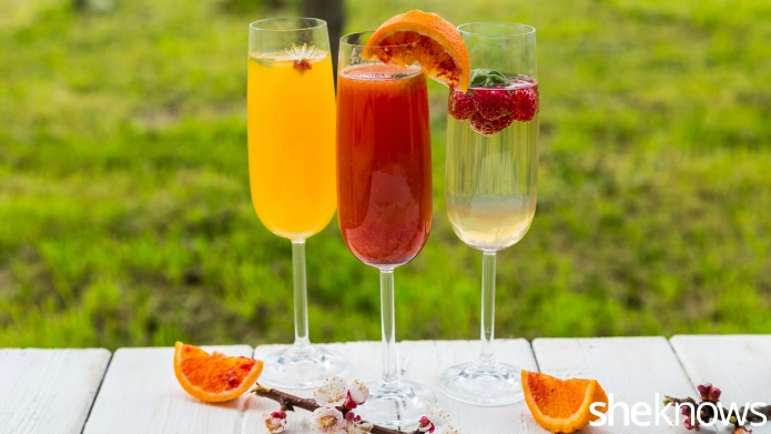 3 Spring mimosas that will up