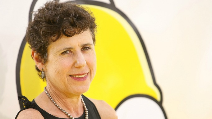 Julie Kavner voices Marge Simpson on 'The Simpsons'