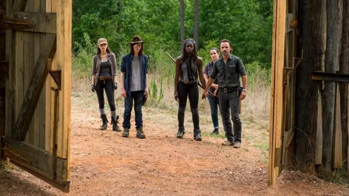 The Walking Dead's new Season 7