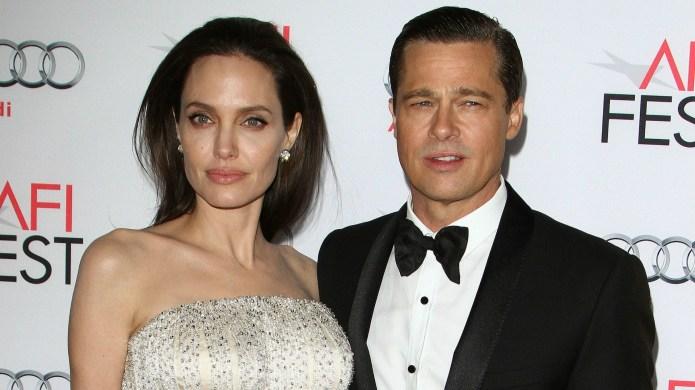 Brad Pitt & Angelina Jolie have