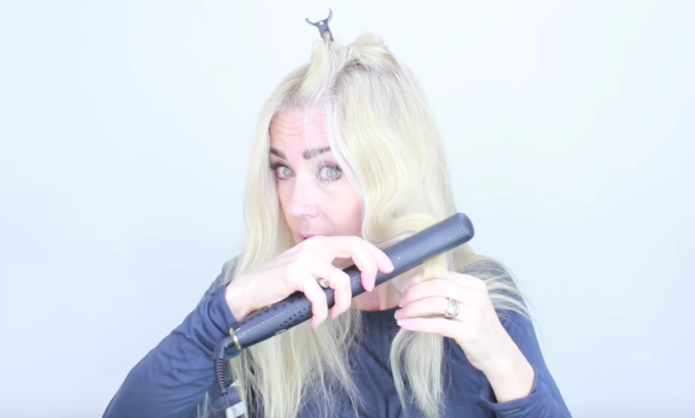 Hairstylist shares trick to getting perfect