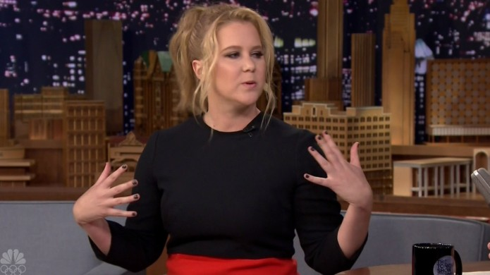 Amy Schumer was right to be